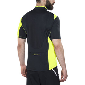 PEARL iZUMi MTB King Kurzarm Trikot Herren black/screaming yellow